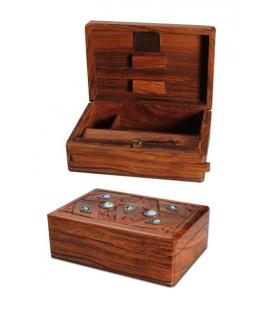 Kavatza Stone Wooden Joint Box