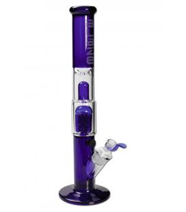 Blaze Glass Percolator Icebong blue