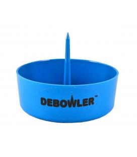 Debowler Ashtray w/Cleaning Spike - blue