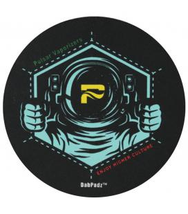 "Tappetino DabPadz 5"" Fabric Top - Pulsar Spaceman"