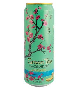 Arizona Can Security Container - Green Tea / Ginseng