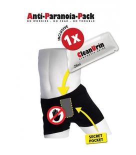 Anti-Paranoia-Pack CleanUrin underwear (M)