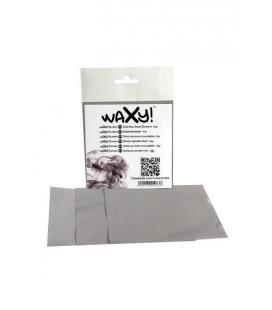 'Waxy! X3' Stainless Steel Screens