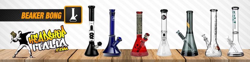 Glass bong Beaker