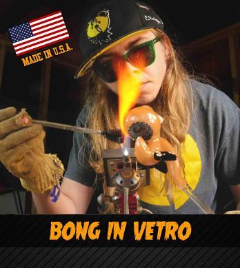 bong in vetro u.s.a.
