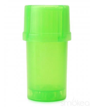 Medtainer verde trasparente