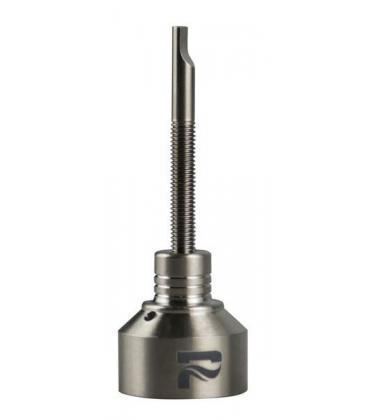 Pulsar Titanium Carb Cap w/ Dabber - 22mm