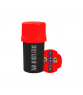 Medtainer rasta camo premium collection