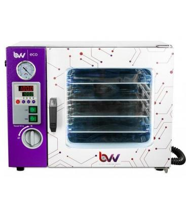 0.9CF ECO Vacuum Oven - 4 Wall Heating, LED display, LED's, 4 Shelves Standard