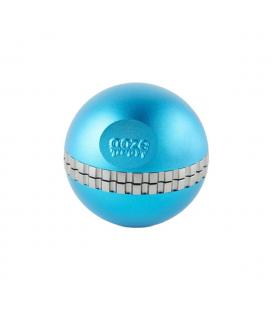 Ooze Saturn Globe Grinder - Teal - 4pc | 2""