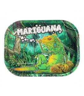 KYC Rolling Tray 14x18cm | Frankenstoned