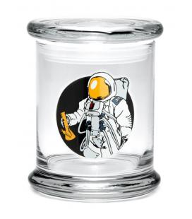 420 Science Spaceman Pop-Top Jar XS (8,25cm)