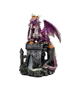 Castle Dragon Triple Backflow Incense Burner