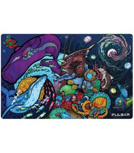 Pulsar DabPadz Dab Mat |Psychedelic Ocean