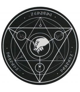 DabPadz Round Dab Mat | 710 Alchemy