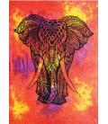 "King Elephant Tapestry - 55""x85"""