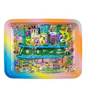 Ooze Designer Series Rolling Tray - Oozeville