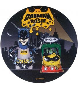DabPadz Round Dab Mat | Dabman & Rosin