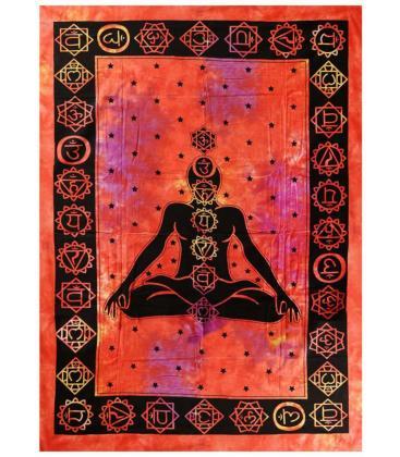 "Yoga Tapestry - 55""x85"""