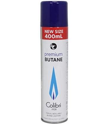 Premium Butane Colibri 400ml
