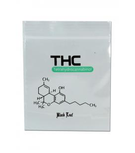 'THC' Zip Bags 35x35mm 50µ 100pcs