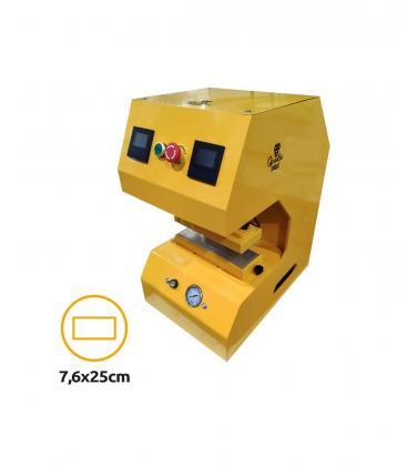 Rosin Press Qnubu AUTO LION 20 Tons (Plates 7,6X25cm)