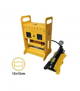 Rosin Press Qnubu PRO LION 20 Tons (Plates 12X12cm)