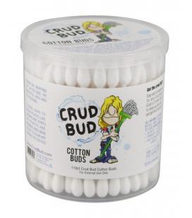 Crud Bud™ Dual Tip Cotton Buds - 110pc Tub
