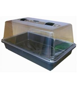 Greenhouse with Soft Plastic Propagator 54x28x25 cm