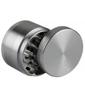 Grindhouse Solid Top Grinder - 4pcs |6,35cm silver