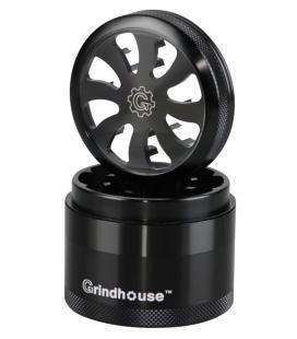 Grindhouse Turbine 4pcs Grinder |black