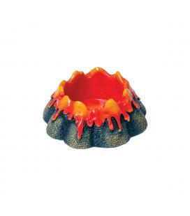 Polyresin Ashtray - Volcano
