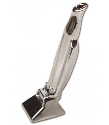 Sniffer/Snorter Hoover, silver