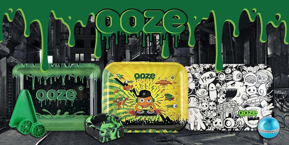 Ooze products on Headshop Italia
